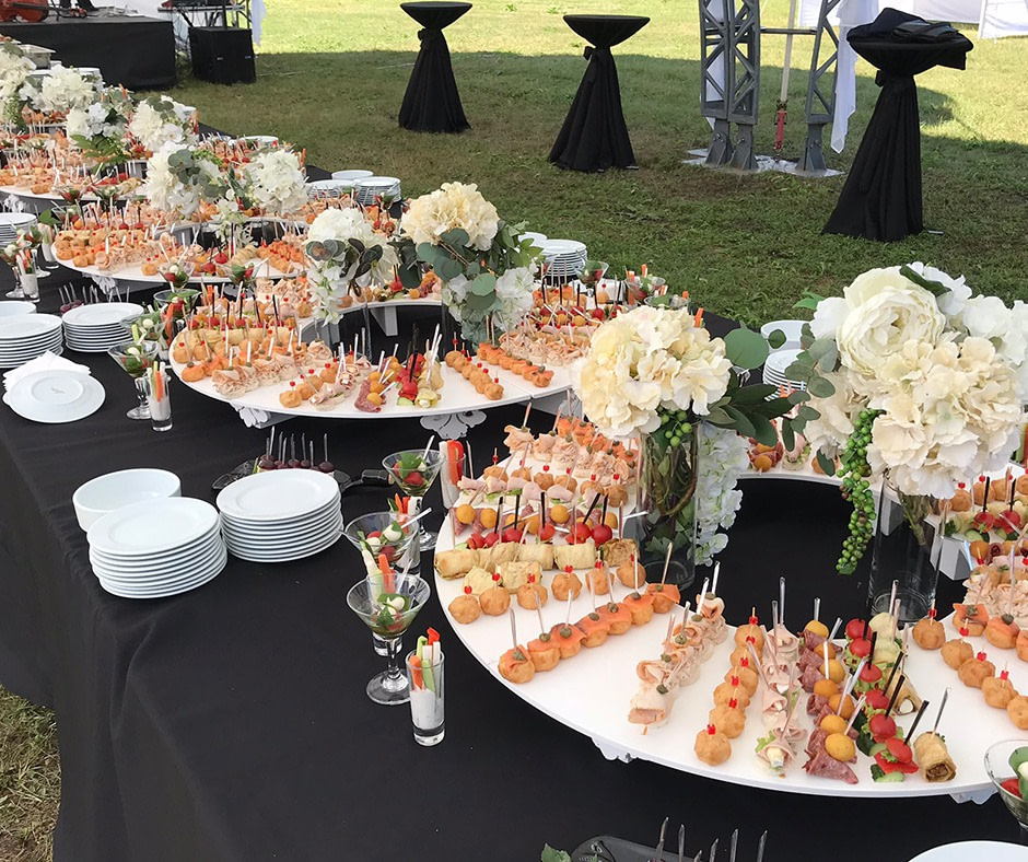 catering in aer liber